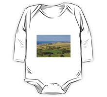 Green Fields Of  France  One Piece - Long Sleeve