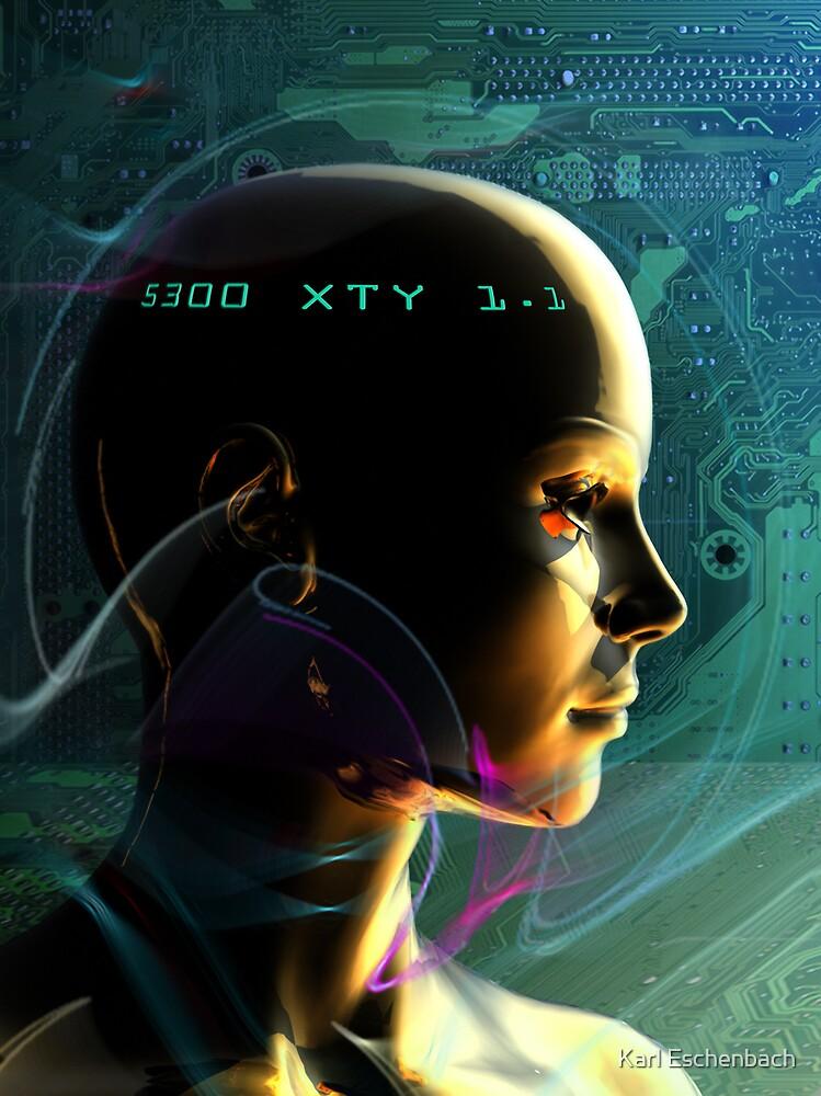 Robotica 7 by Karl Eschenbach