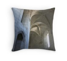 Chateau Amboise Throw Pillow