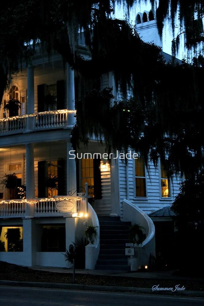 Evening at Rhett House Inn by SummerJade