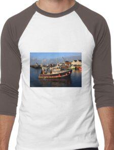 Off To Sea Men's Baseball ¾ T-Shirt