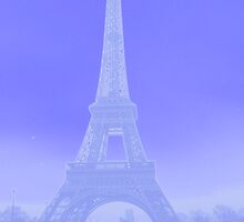 Eiffel Tower by Simon Zybek