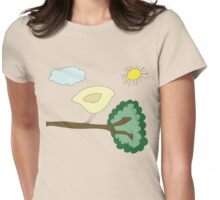 Birdie Womens Fitted T-Shirt