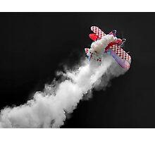 Lauren Richardson - Smoking - SC - Shoreham 2012 Photographic Print