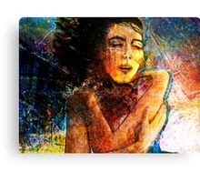 Onslaught Canvas Print