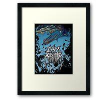 Loch Ness Monster [2] - Iamaccelerator tee Framed Print