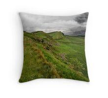 Hadrian's Wall Throw Pillow