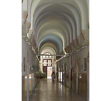 Saint Vincent de Paul's Monastery in Jerusalem Photographic Print