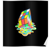 Cube of curiosity Poster