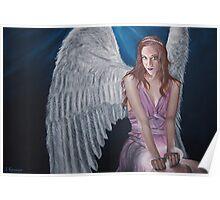 Imagine Angel Poster