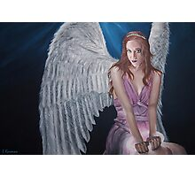 Imagine Angel Photographic Print