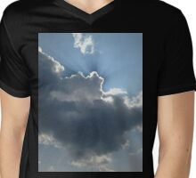 <-<-<-To Infinity and BEYOND ->->-> Mens V-Neck T-Shirt