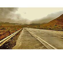 First rain of the season Photographic Print