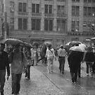 Walk in the Rain by Marmadas