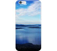 Blue Washington iPhone Case/Skin