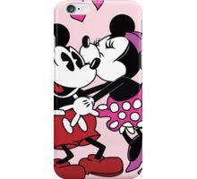 Valentines Mickey&Minnie iPhone Case/Skin