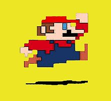 """""""It's a-me, Mario!""""  by SignsOfTime"""