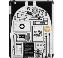 The Last of Us Back Pack Survival Clear iPad Case/Skin