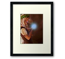 Magic Amulet  Framed Print