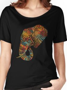 Elephant (Majestic) Women's Relaxed Fit T-Shirt