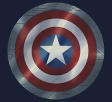 Steve & Bucky Shield by siroctopus