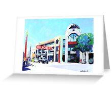 Hillcrest San Diego by RD Riccoboni Greeting Card