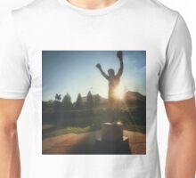 Rocky Statue Unisex T-Shirt