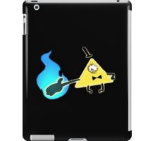 Bill Cipher - 'Tick-Tock Kid' iPad Case/Skin