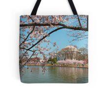 Jefferson Memorial Washington DC  Tote Bag