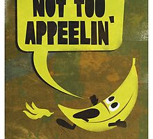 Not Too Apealin' by tracygrahamcrkr