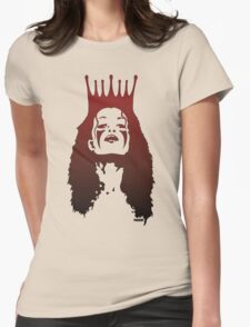 MONO Queen Tee Womens Fitted T-Shirt