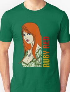 Ruby Red (T shirt) T-Shirt