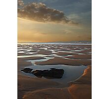 Tides out Photographic Print