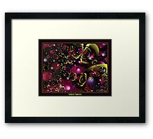 Unlimited Tomorrows Framed Print