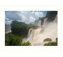 Iguazu, Argentina Art Print
