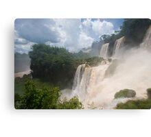 Iguazu, Argentina Canvas Print