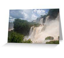 Iguazu, Argentina Greeting Card