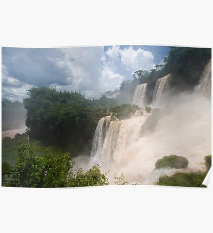 Iguazu, Argentina Poster