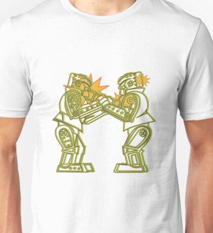 Rock Em Sock Em Unisex T-Shirt