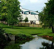 Kentucky Horse Park ~ Barn by SummerJade
