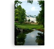 Kentucky Horse Park ~ Barn Canvas Print