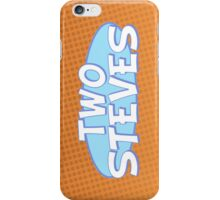 Two Steves iPhone Case/Skin