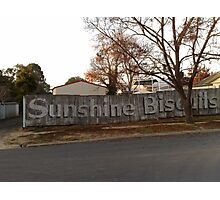 Echuca Sunshine  Photographic Print