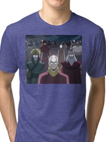 Just Yesterdays Avatar Tri-blend T-Shirt