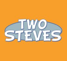 Two Steves by childishgavino