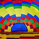 Rainbow Balloon by Cynde143