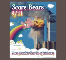 Scare Bears 9/11 by globalfreedom
