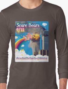 Scare Bears 9/11 Long Sleeve T-Shirt