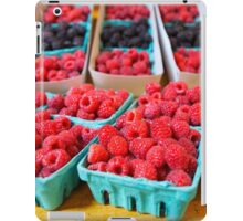 Bounty of Berries iPad Case/Skin