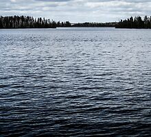 Open Water by Brent Olson